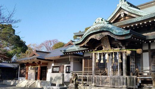 兵庫県の神社|東経135度子午線上の【神出神社】はパワースポット!