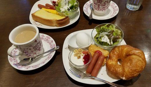 ビリオン珈琲彦根店のプレミアムブレックファーストが最高!