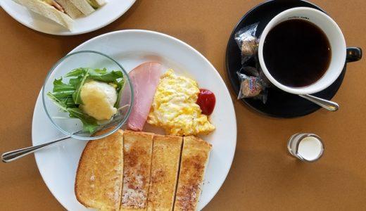 珈琲館 近江八幡イオン店のコーヒーは本格的!モーニングも満足