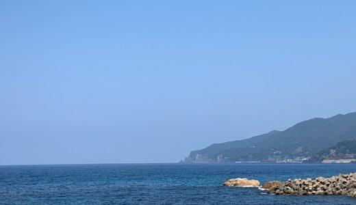 福井県日帰り温泉ならオススメは越前温泉露天風呂「漁火」!海を見ながら開放感!